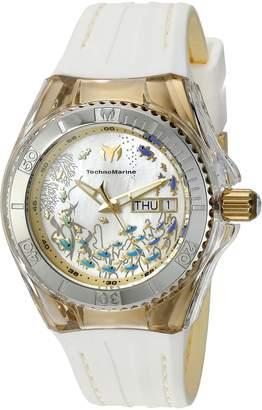 Technomarine Women's 'Cruise Dream' Swiss Quartz Stainless Steel Casual Watch (Model: TM-115117)
