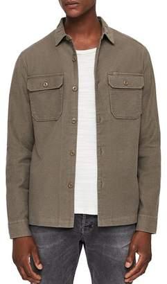 AllSaints Humboldt Regular Fit Button-Down Shirt