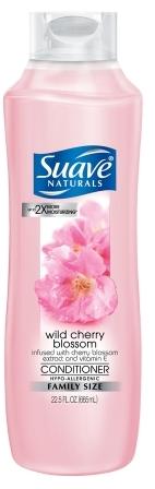Suave Naturals Conditioner Wild Cherry Blossom