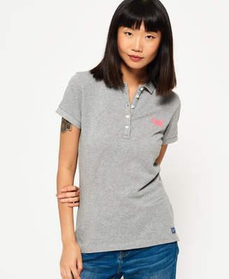 Superdry Pique Polo Shirt
