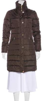 MICHAEL Michael Kors Puffed Knee-Length Coat