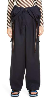 Dries Van Noten Pavel Convertible Utility Pants