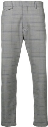 Closed checked chinos