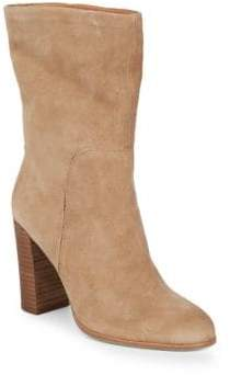 Kenneth Cole Jenni Mid-Calf Suede Boots