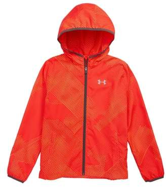 Under Armour Sackpack Wind & Water Resistant Jacket