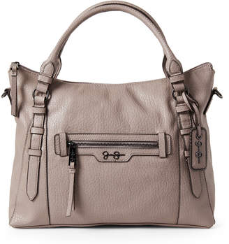 Jessica Simpson French Lilac Everly Satchel