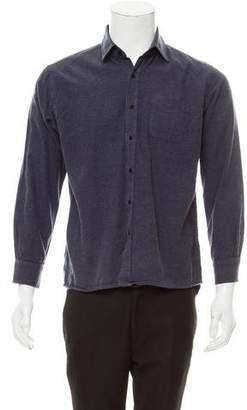 Alexander Olch Woven Button-Up Shirt