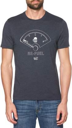 Original Penguin Re-Fuel Graphic T-Shirt