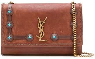 Saint Laurent Steampunk Monogram cross-body bag