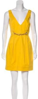 Dolce & Gabbana Mini Chain-Link Dress