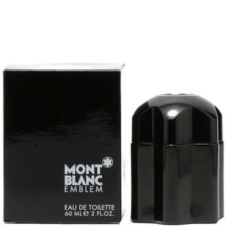 Montblanc Mont Blanc Men's 2Oz Emblem Eau De Toilette Spray