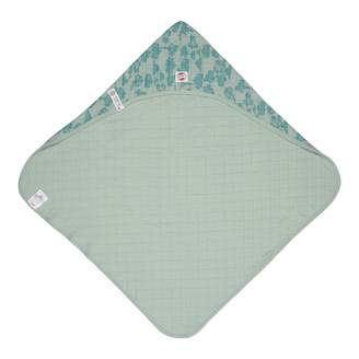Lodger (Lodg5) Lodger Baby Bath Towels - Green