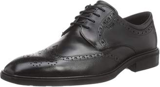 Ecco Shoes Men's Illinois Wing Tip Oxford