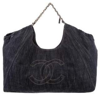 Chanel XL Coco Cabas Tote