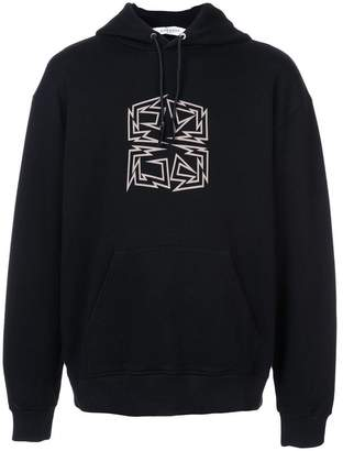 Givenchy graphic 4G printed hoodie