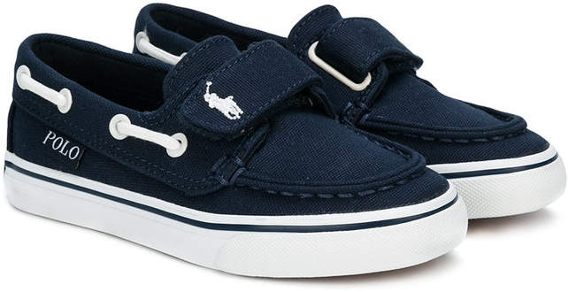 touch strap deck shoes