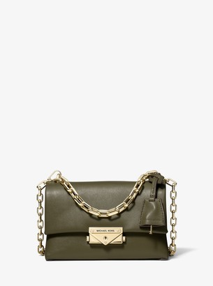 MICHAEL Michael Kors Cece Extra-Small Leather Crossbody Bag