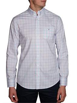 Gant The Broadcloth Gingham Reg Bd