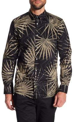 Kenneth Cole New York Palm Regular Fit Shirt