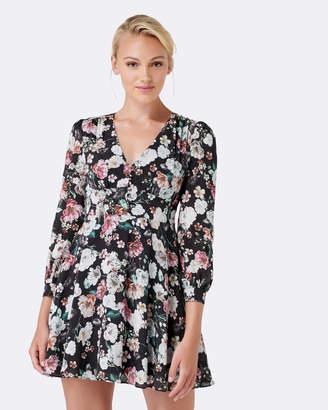 DAY Birger et Mikkelsen Petite Emerson Printed Dress