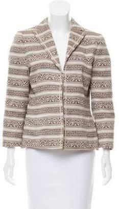 Akris Knit Notch-Lapel Jacket