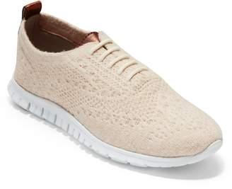 Cole Haan ZeroGrand Stitchlite Wool Flat