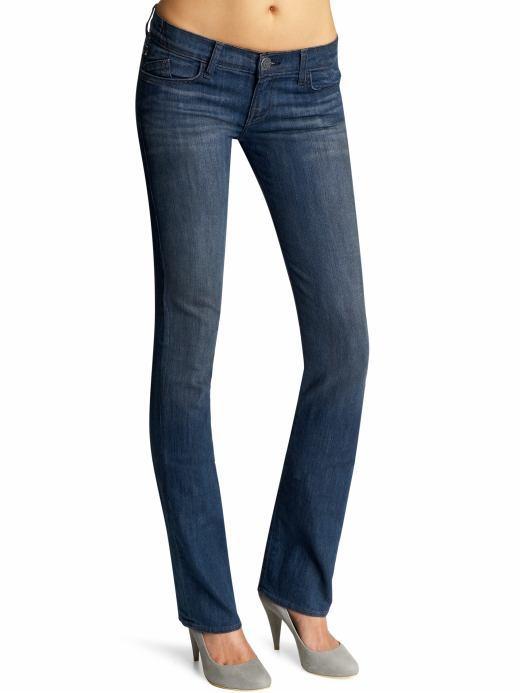 Rock & Republic Stella Ampersand Low Rise Jeans