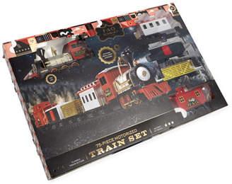 FAO Schwarz Premier Motorized Toy Train Set