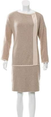 Reed Krakoff Cashmere Mini Dress