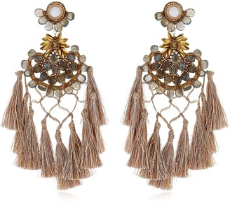 Deepa Gurnani Cwen Earrings
