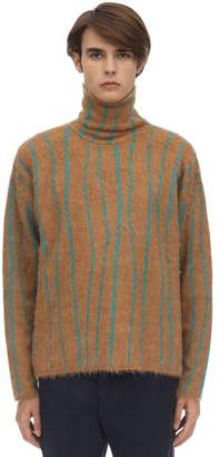 Danilo Paura Vinny Alpaca Blend Turtleneck Sweater