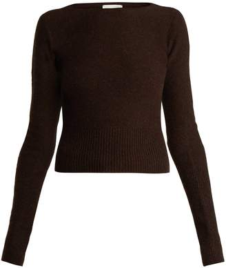 Lemaire Lambswool crew-neck sweater
