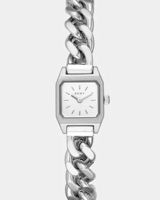 DKNY Beekman Silver-Tone Analogue Watch
