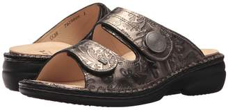Finn Comfort Sansibar Women's Slide Shoes