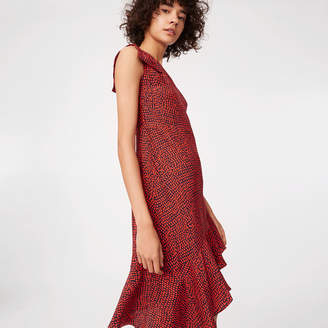 Club Monaco Bellooka Silk Dress