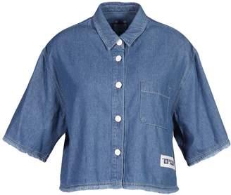 Sjyp Denim shirts - Item 42544989RC