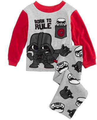 Star Wars Ame Toddler Boys 2-Pc. Fleece Pajama Set