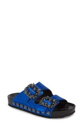 Jessica Simpson Gemelia Embellished Slide Sandal