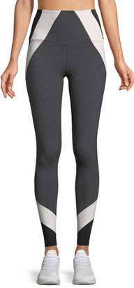 Beyond Yoga Around the Colorblock High-Waist Leggings