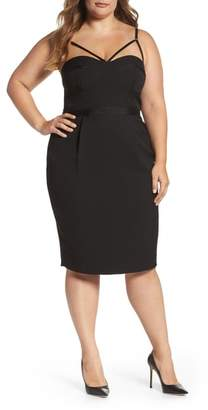 City Chic Undress Me Dress