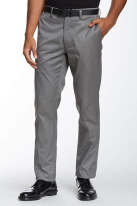 "Louis Raphael Slim Fit Flat Front Landon Pants - 30-34"" Inseam"