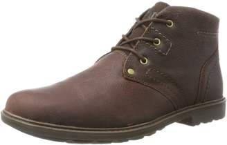 CAT Carsen Mid Pebble Mens Lace-up Boot 9 UK/10 US