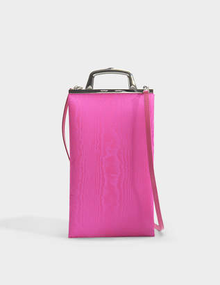Off-White OFF WHITE Moire medium market purse
