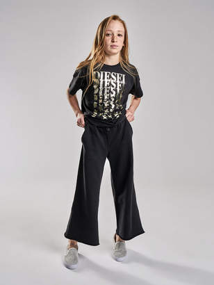 Diesel KIDS T-shirts and Tops 00YI9 - Black - 10Y