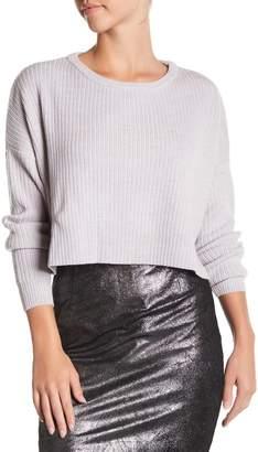 Tart Merino Wool Cropped Sweater