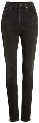 Citizens of Humanity Chrissy High Waist Skinny Jeans