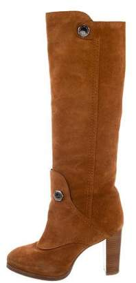 Marc by Marc Jacobs Knee-high Suede Boots
