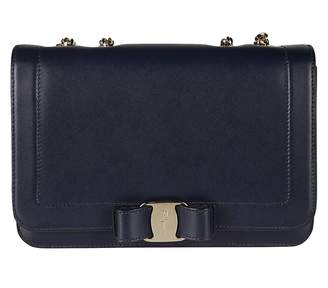 Salvatore Ferragamo Vera Shoulder Bag
