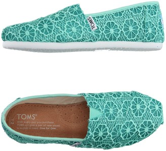 Toms Low-tops & sneakers - Item 11119472OI