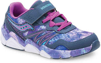 Saucony Flash Toddler & Youth Sneaker - Girl's
